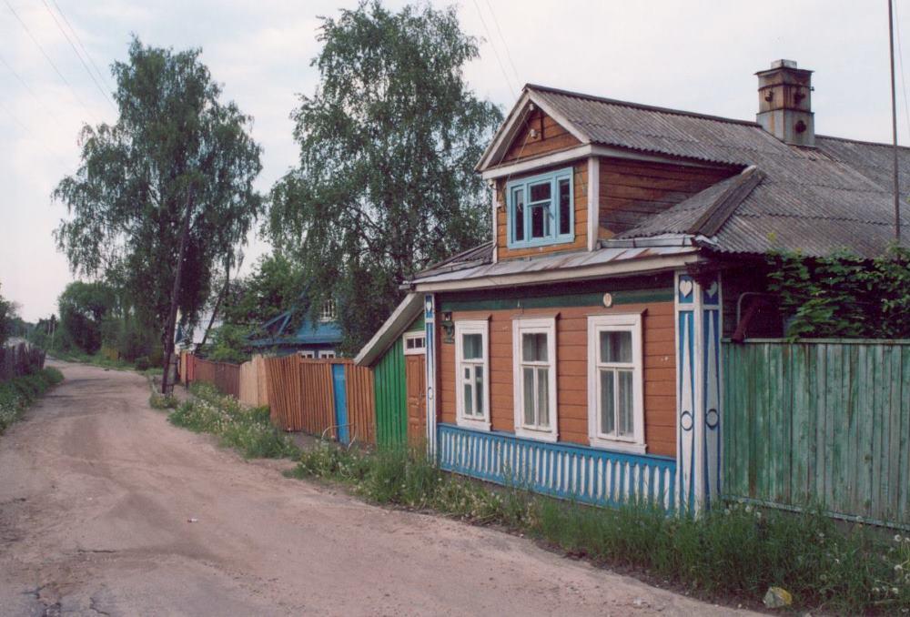 Торжок. Конец 90-х. Фото Валерия Писигина