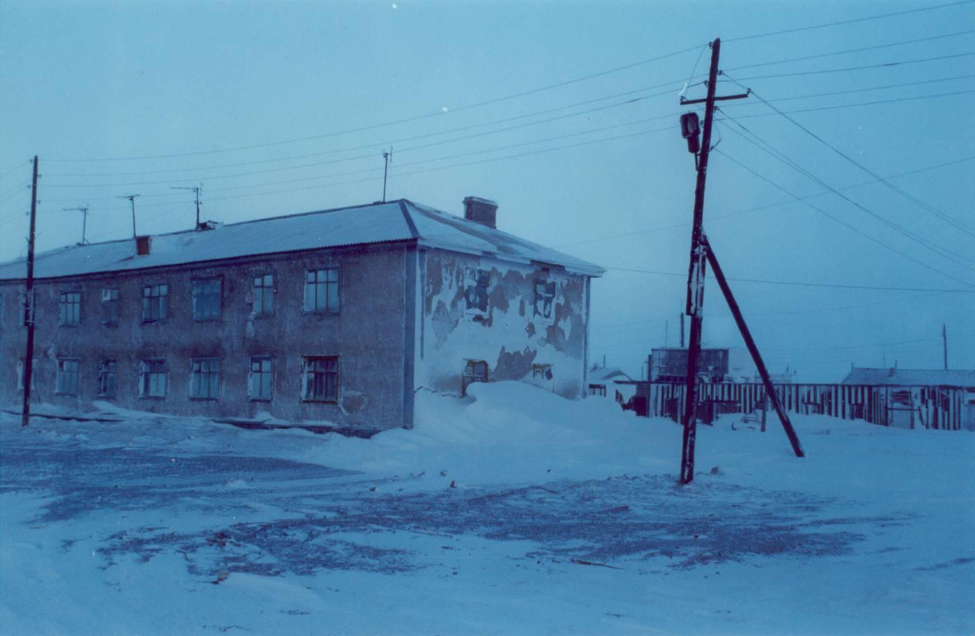 Лаврентия. Январь 2000. Фото Валерия Писигина