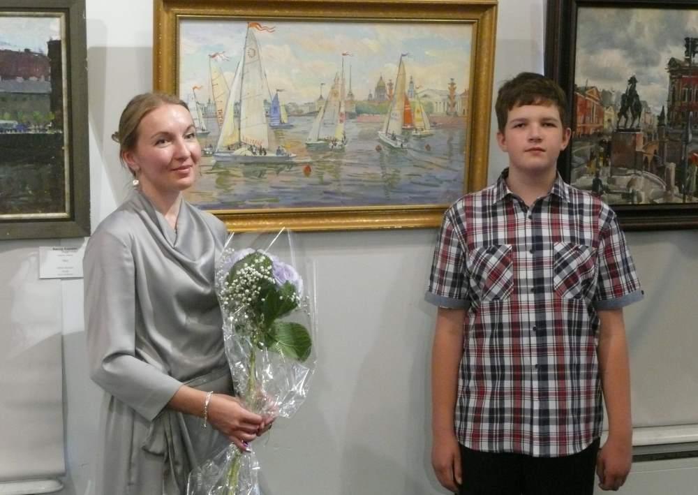 Художник Алена Васильева